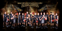 East Ridge Winter Sports Banners and Posters